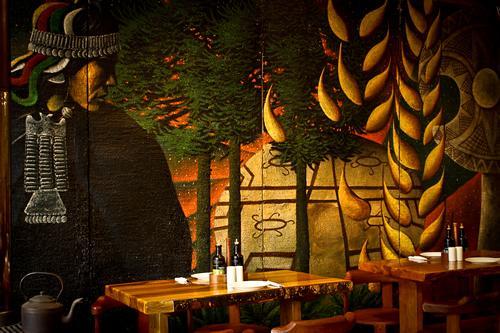 Ruka Pucón Restaurante