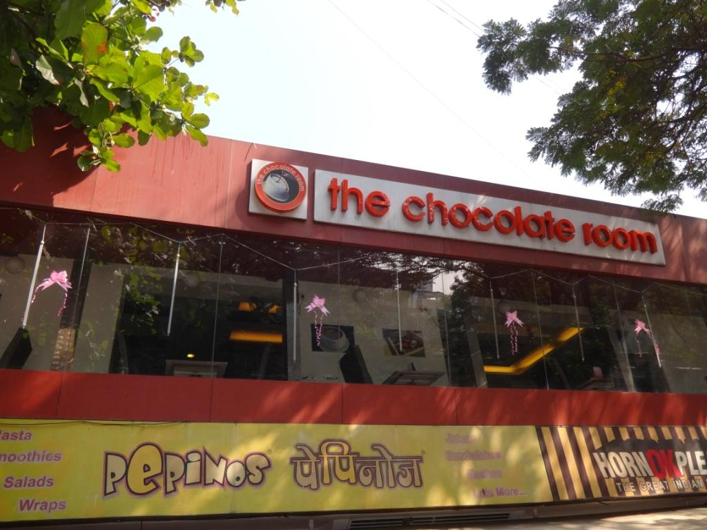 The Chocolate Room, Pune - A/1229 Narhari Building F C Rd ...