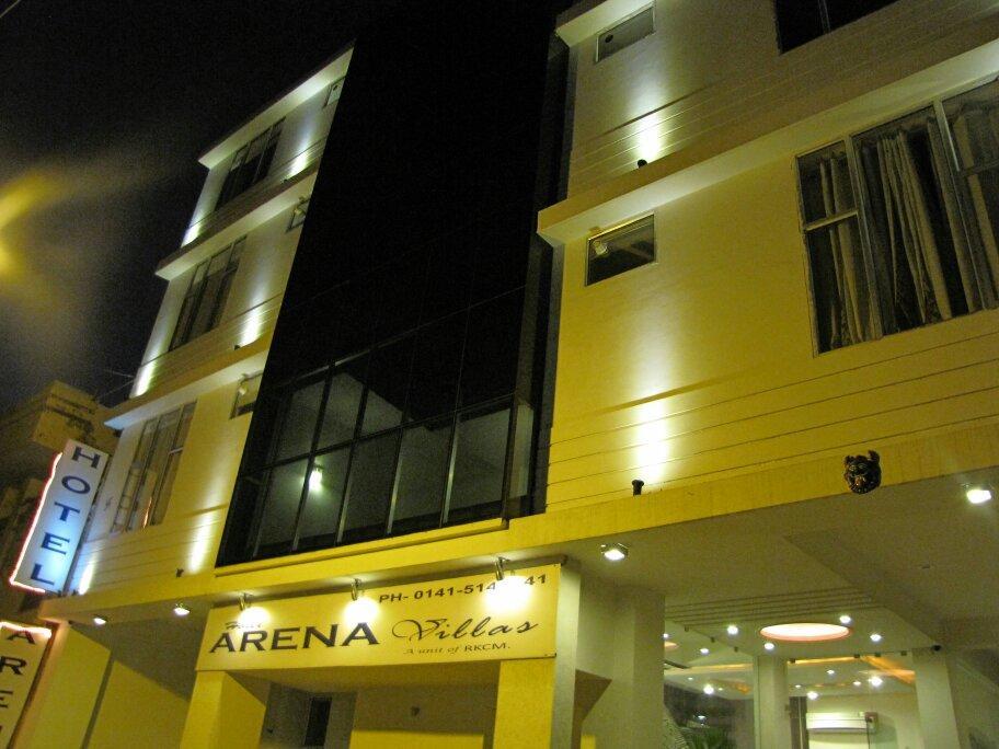 Hotel Arena Villas & ZO Rooms