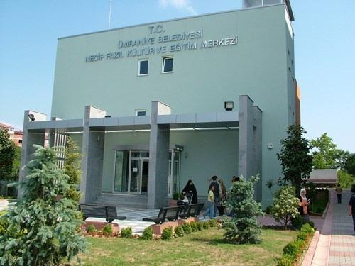 Necip Fazil Kultur ve Egitim Merkezi