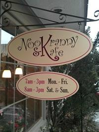 Nook and Kranny Kafe