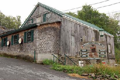 Burrville Cider Mill