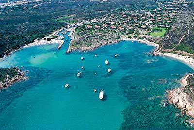 Costa Corallina Beach
