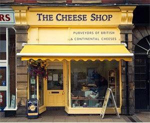 ‪The Cheese Shop‬