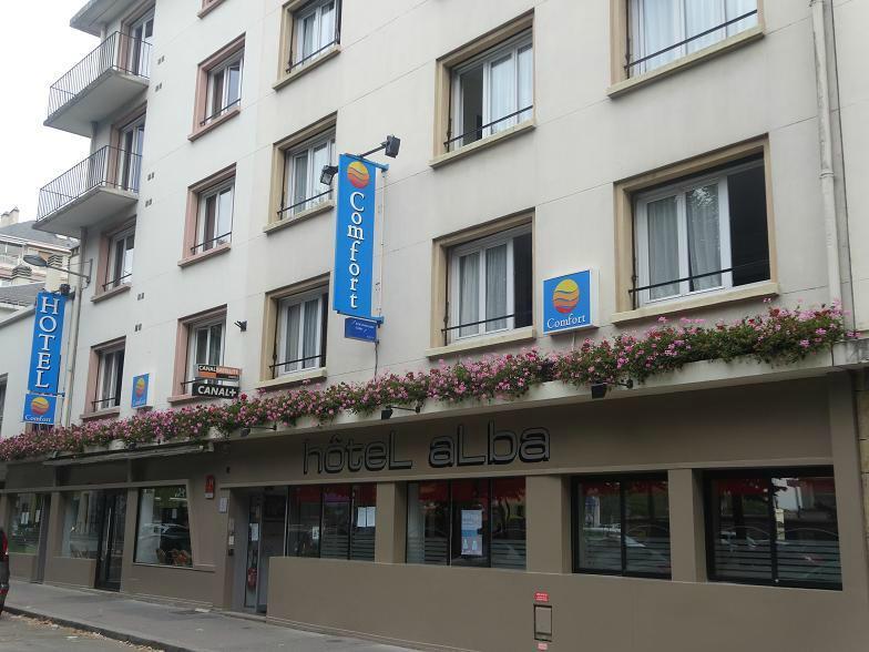 ホテル アルバ ルーアン
