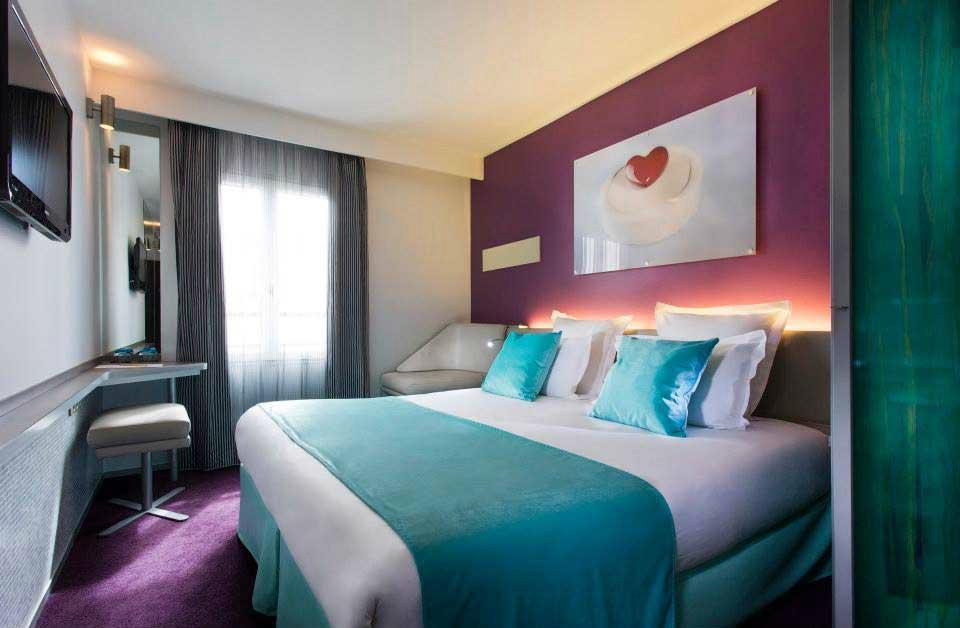 ホテル ドゥ カドラン