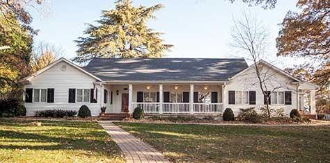 The Cedars Davidson Bed and Breakfast