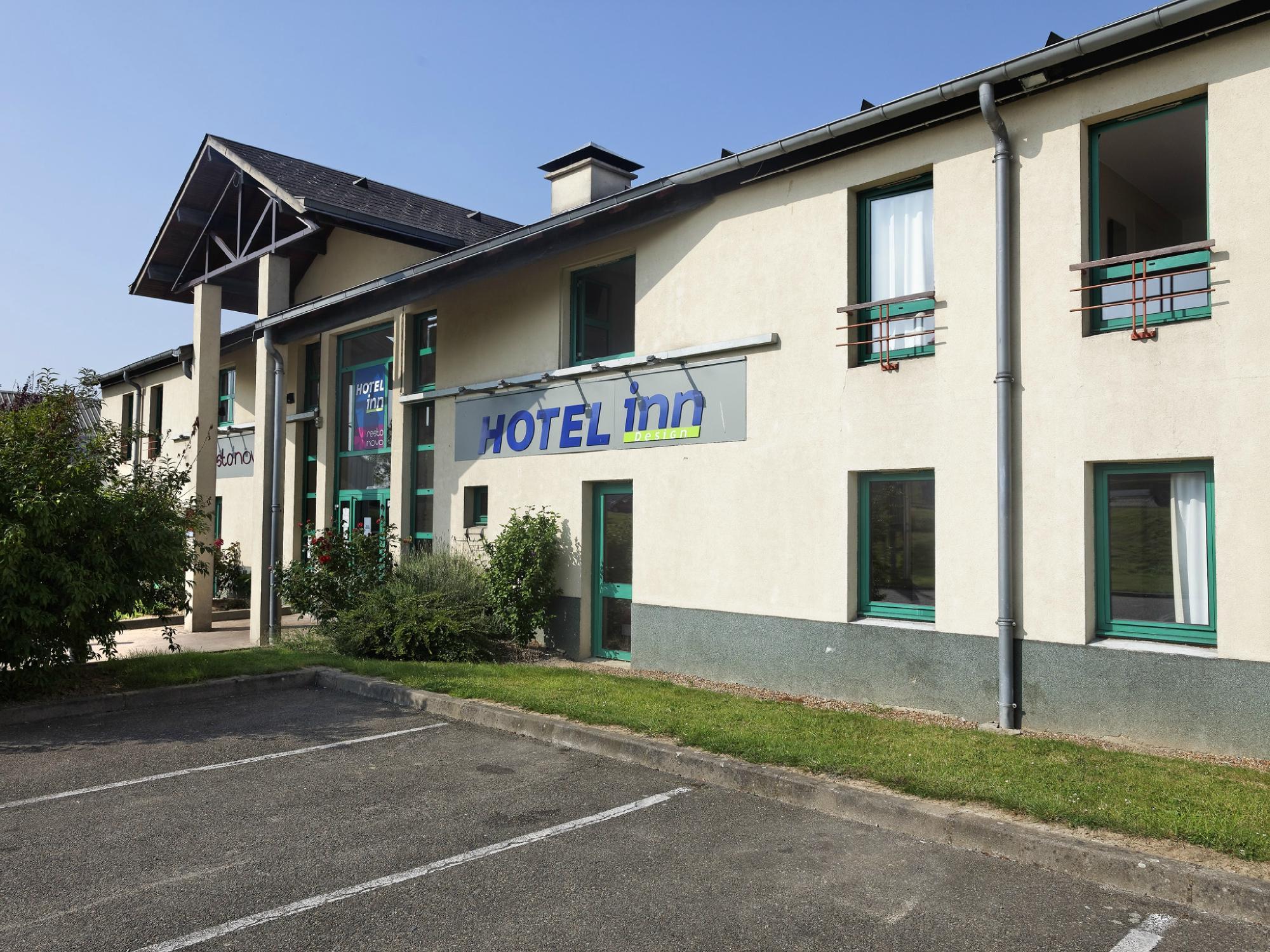 Hotel Inn Design Chartres Resto Novo