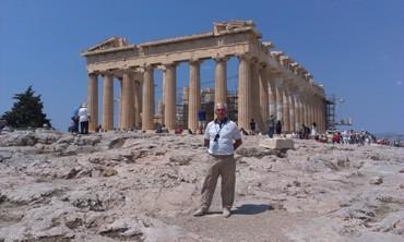 Anastasiadis Athens Tour Guide