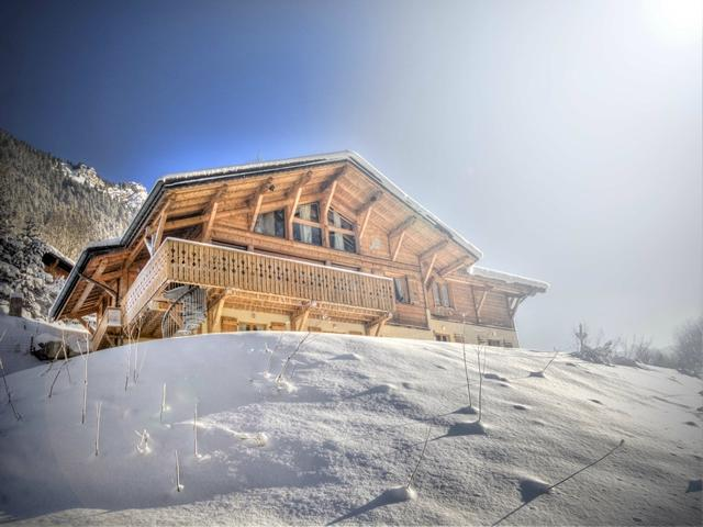 Chalet Famille