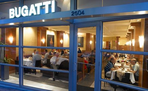 Bugatti Restaurant