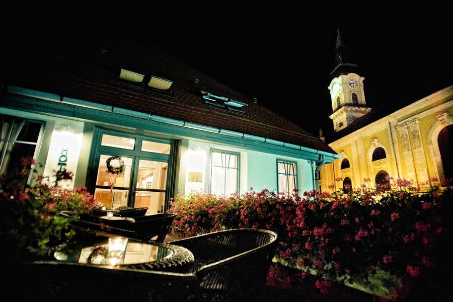 Hotel Udvarhaz