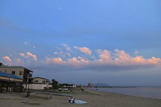 宮地浜海岸
