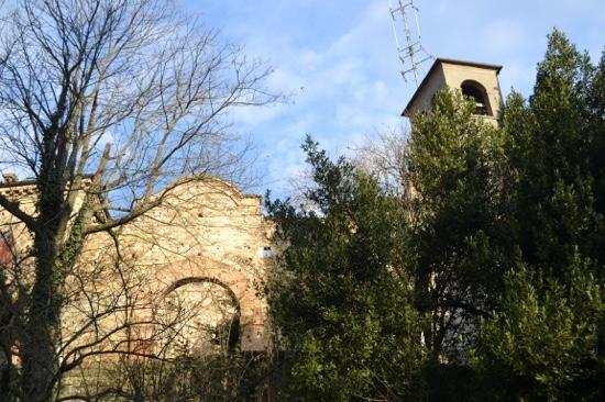 Montegibbio Castle