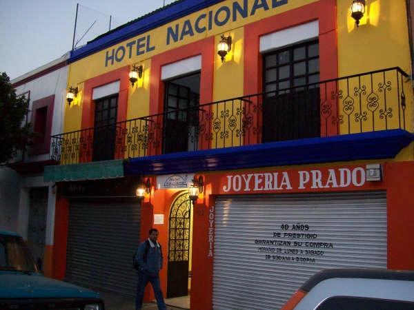 Hotel Nacional Oaxaca