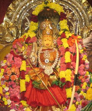 Devi Parashakthi Ma (Eternal Mother) Temple