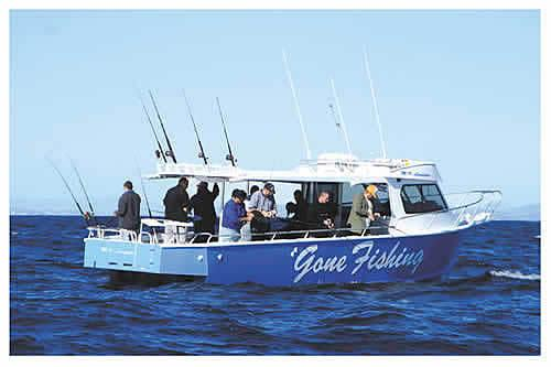 ‪Gone Fishing Charters Gold Coast‬