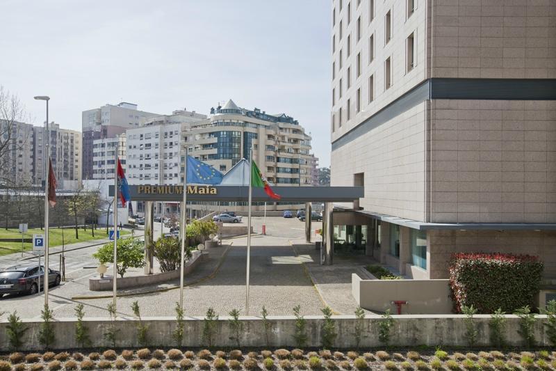 Hotel Premium Porto Aeroporto