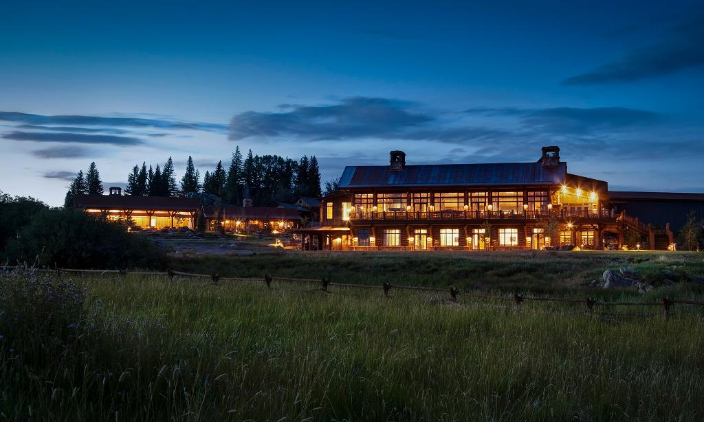 ‪The Lodge and Spa at Brush Creek Ranch‬