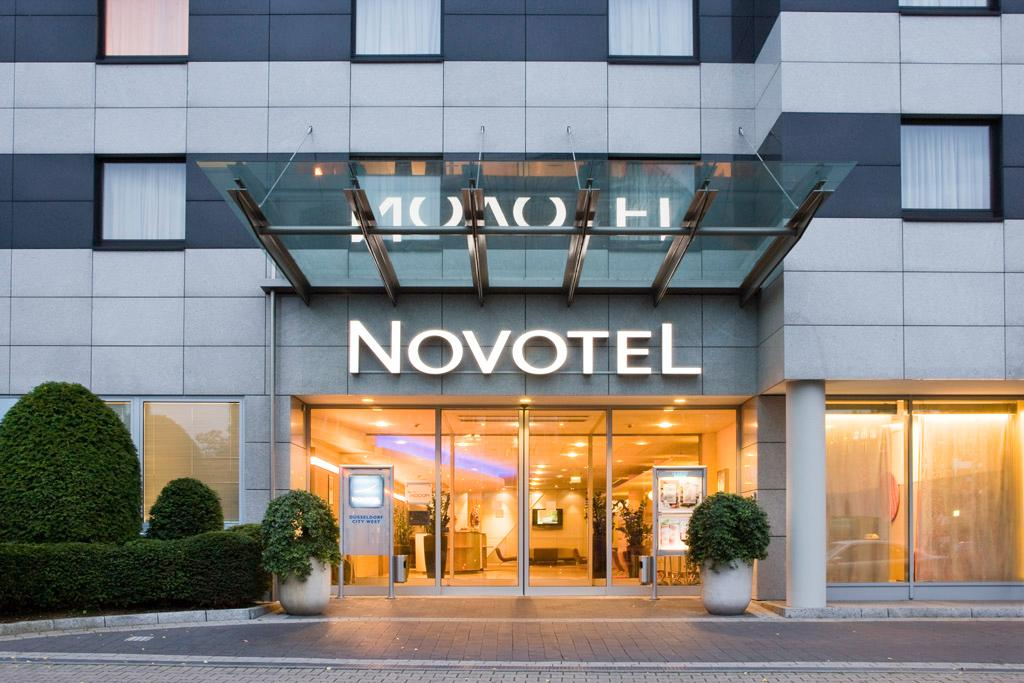 ‪Novotel Dusseldorf City West‬