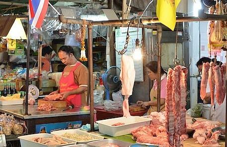 Thewet Market
