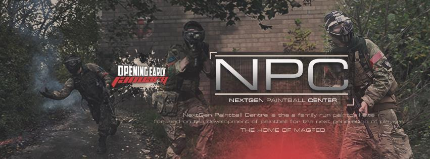 Nextgen Paintball Centre