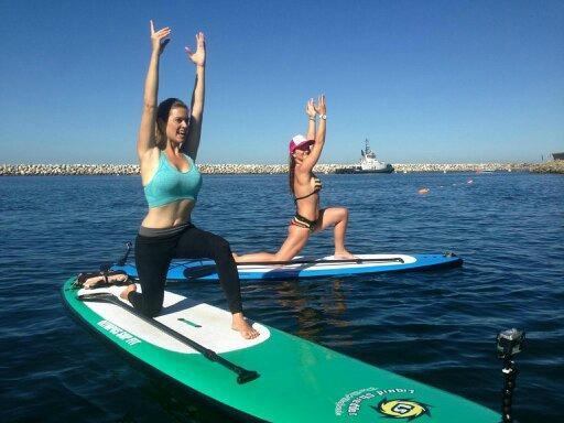 Sup Yoga Florianópolis
