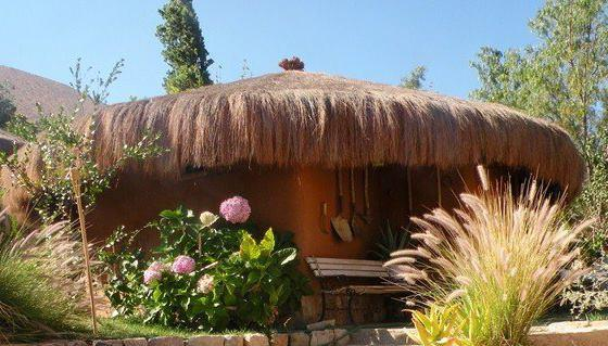 La aldea de Pisco Elqui