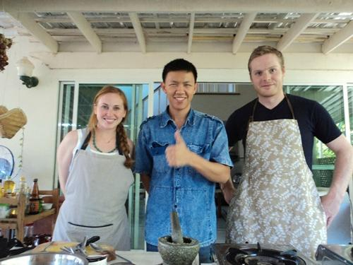 ‪Private Thai Cooking Class‬