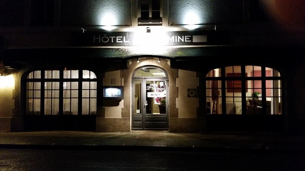 Hôtel l'Hermine
