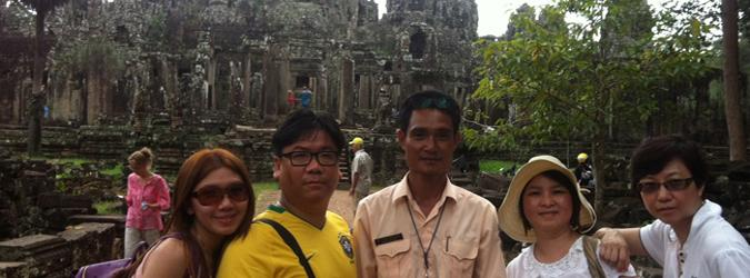 Angkor Guide Drivers - Day Tours