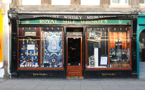 ‪Royal Mile Whiskies‬