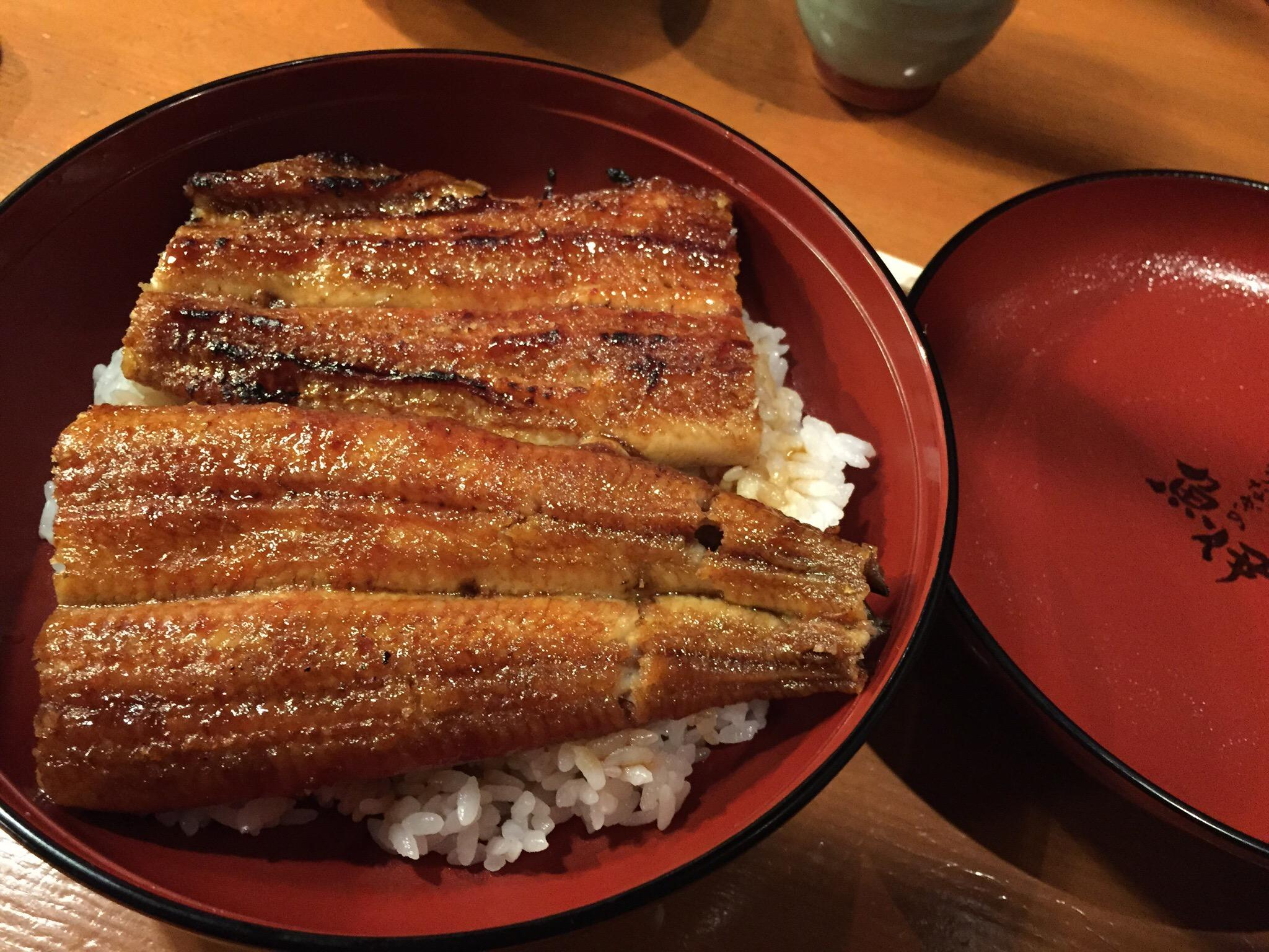 Charcoal Grilled Unagi Uoi Main