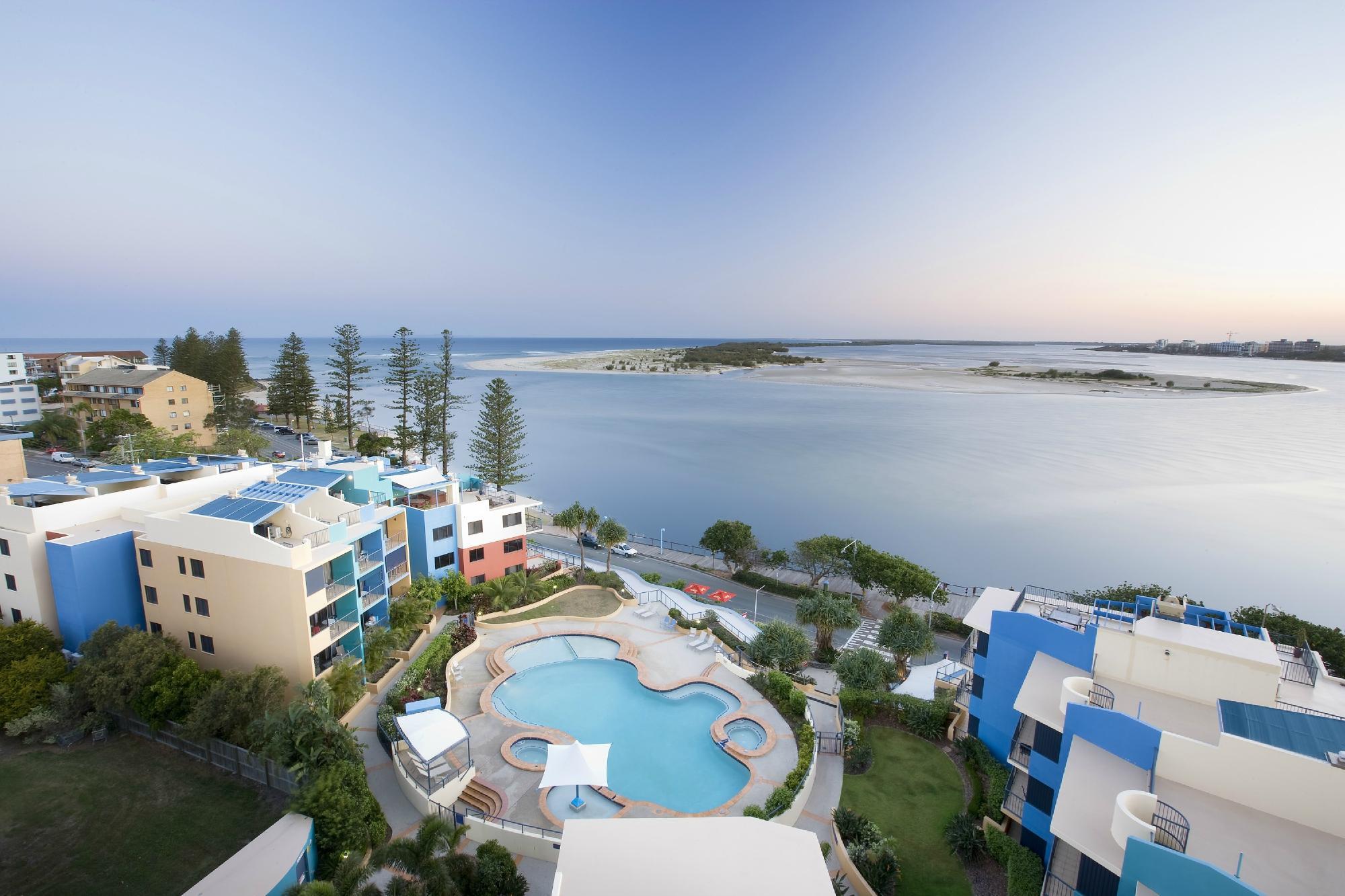 Breakfree Grand Pacific Resort Sunshine Coast