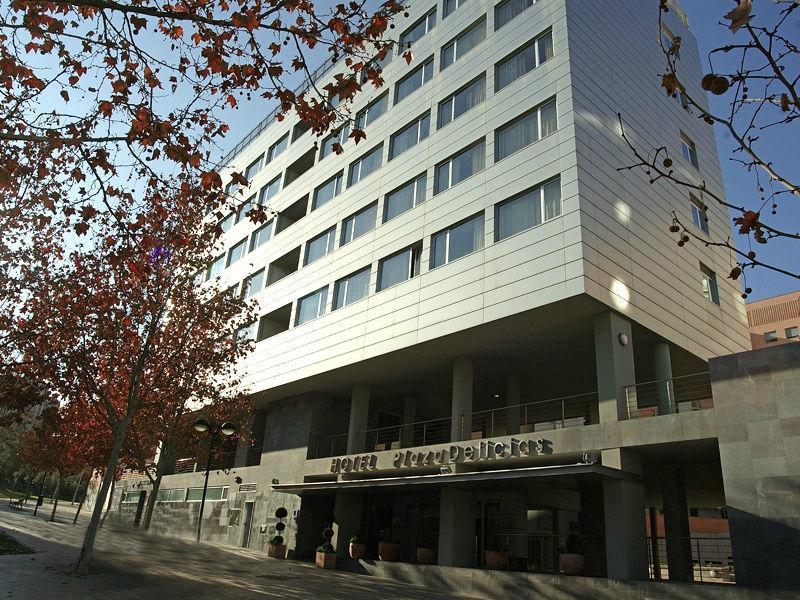 โรงแรมยูโรสตาร์ พลาซ่า เดลิเซียส