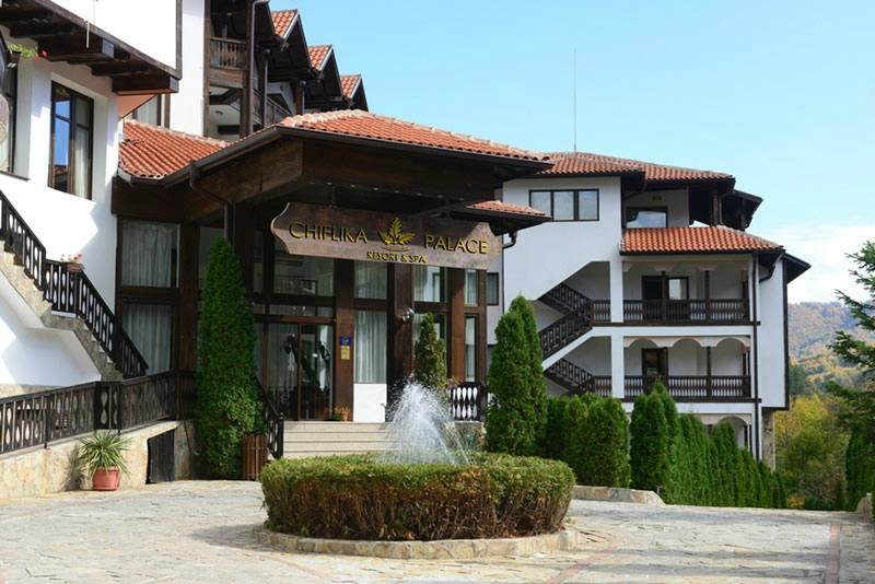 Chiflika Palace Hotel Resort & SPA