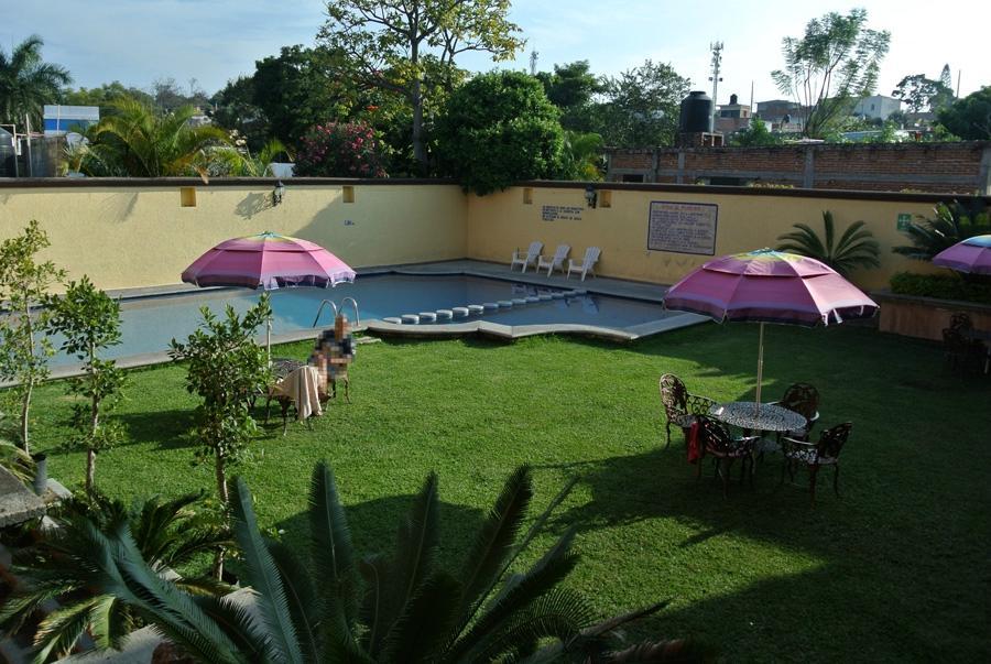Hotel Santa Cruz Oaxtepec