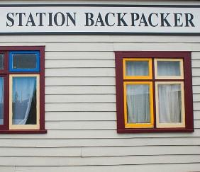 The Station Backpacker