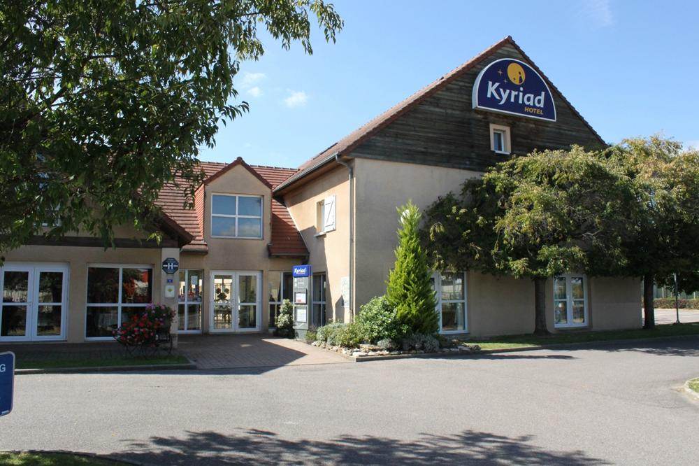 Kyriad Vernon St Marcel