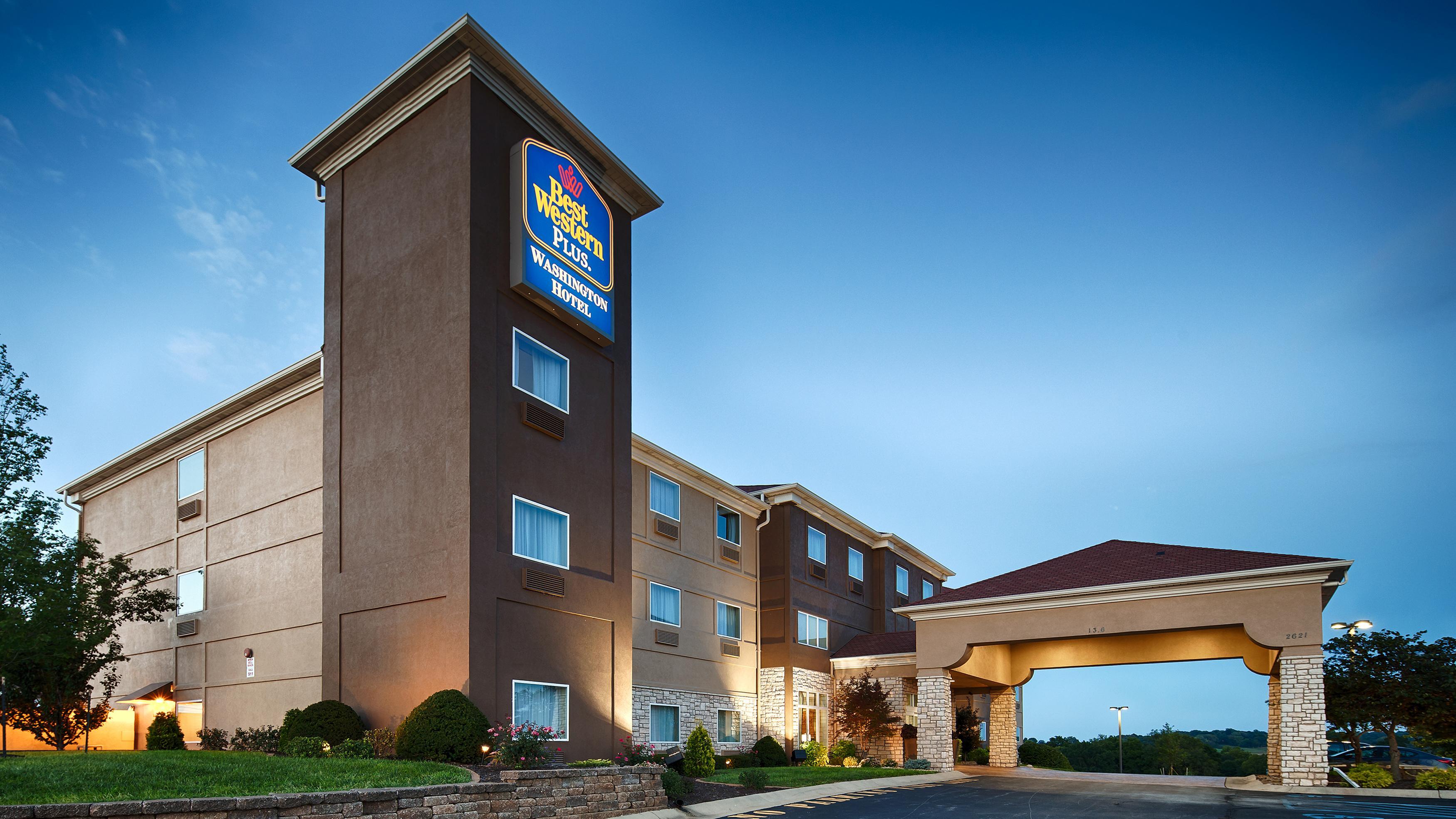 BEST WESTERN PLUS Washington Hotel