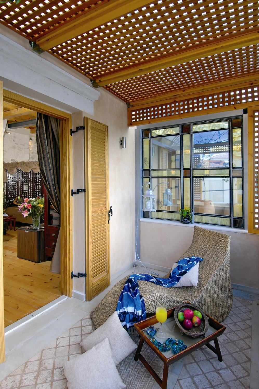 Avli lounge apartments (rethymnon, griekenland)   foto's en ...