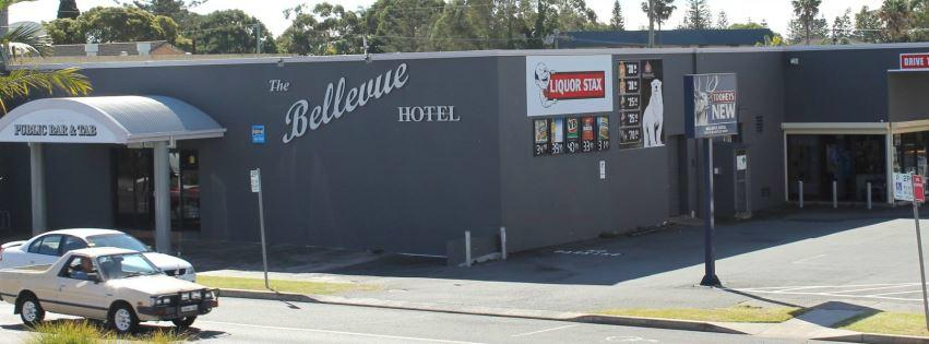 ‪The Bellevue Hotel and Bar‬