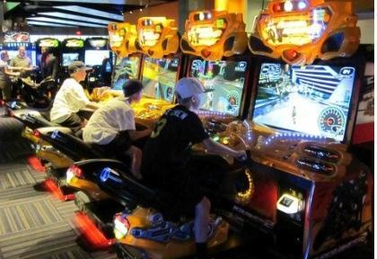 GameWorks Las Vegas