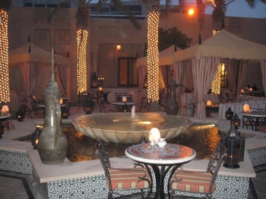 Sheesha Courtyard