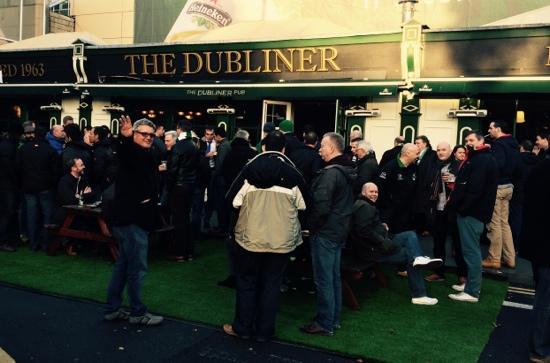 The Dubliner Bar