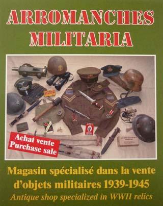Arromanches Militaria