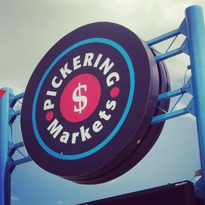 ‪The Pickering Markets‬