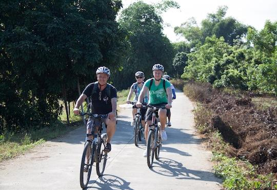 Lanna Cycling Tours - Day Tours