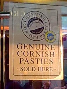 The Cornish Pasty Shop
