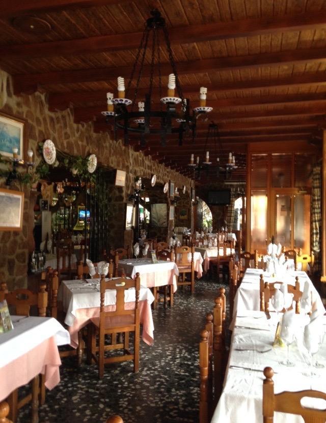 Hotel Restaurante La Teja